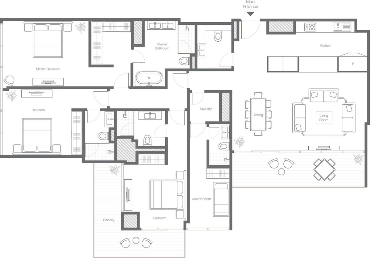 3 Bedroom Apartment - Type 3A.jpg