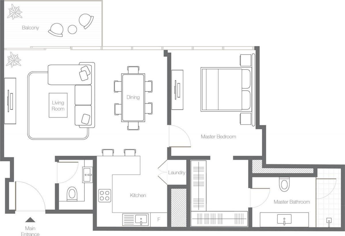 1 Bedroom Apartment - Type 1D.jpg