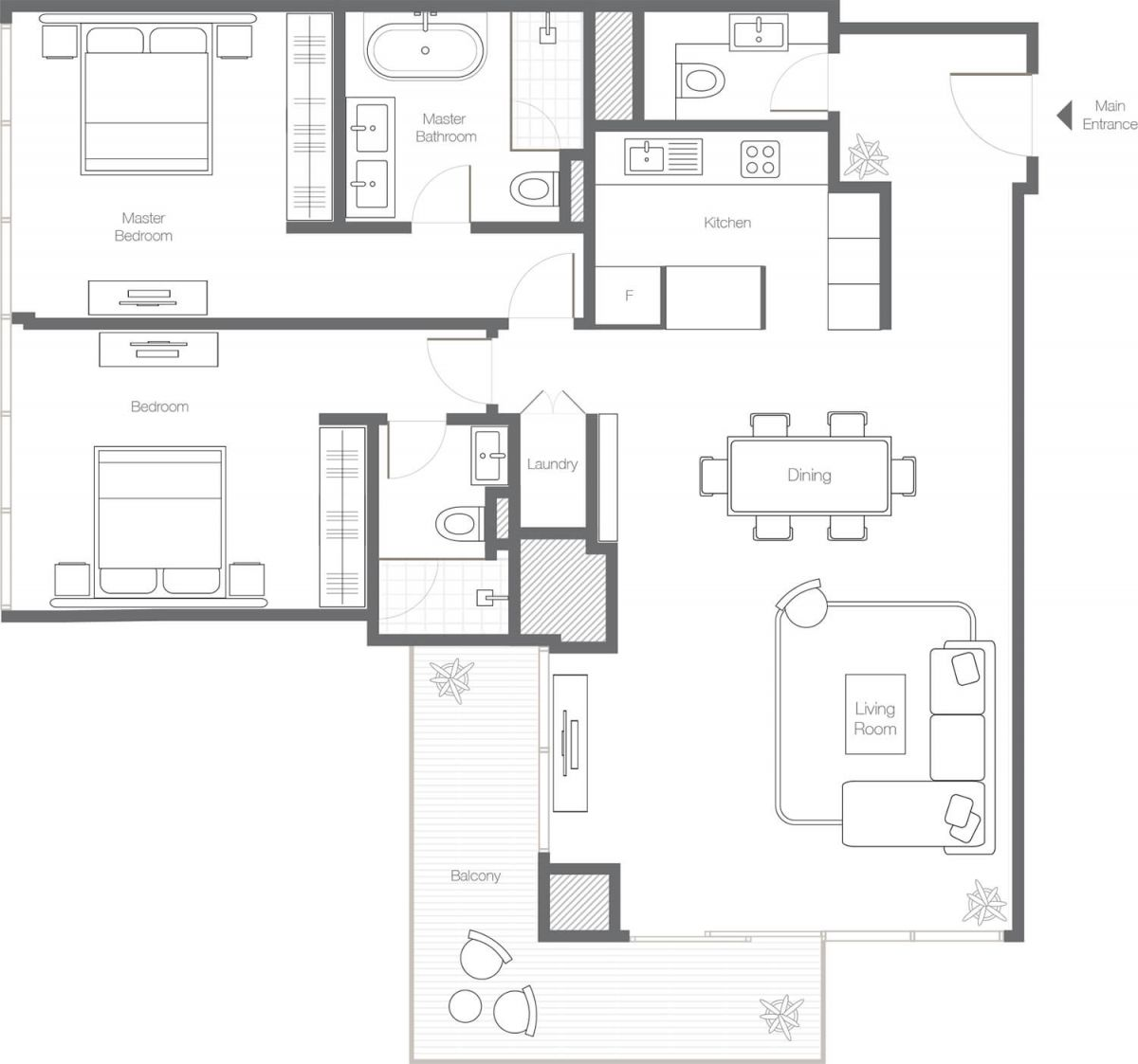 2 Bedroom Apartment - Type 2B.jpg